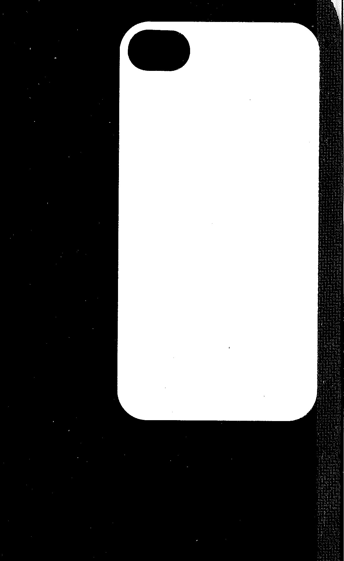 Here Is A Scan Of The IPhone Cover With